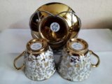 Кофейный набор royal percelain. Фото 3.