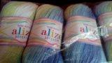"""Вязальные нитки alize """"bebe batik"""" 5шт(упаковка). Фото 3."""