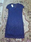 Платье новое. размер 46-48. Фото 1.