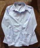 Рубашка  gulliver школьная для девочки. Фото 3.