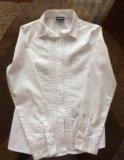 Рубашка  gulliver школьная для девочки. Фото 2.