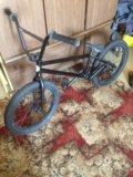 Велосипед bmx. Фото 2.