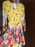 Платье летнее новое 44-46р. Фото 2.