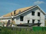 Кровельные и строительные работы. Фото 1.