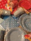 Одноразовая посуда. Фото 2.