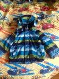 Демисезонная детская куртка 86-92. Фото 1.
