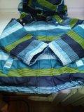 Демисезонная детская куртка 86-92. Фото 2.