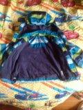 Демисезонная детская куртка 86-92. Фото 3.