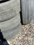 Michelin 235/65/17 4шт. Фото 1.