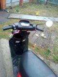 Скутер ямаха. Фото 4.