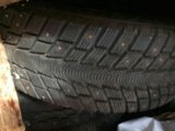 Резина зимняя шипованная комплект 5 колес. Фото 3.