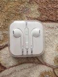 Наушники apple. Фото 1.