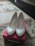 Белые туфли.замелекесье. Фото 2.