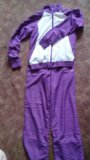 Спортивный костюм для девочки. Фото 3.