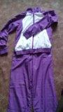Спортивный костюм для девочки. Фото 4.