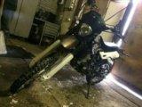 Мотоцикл кросс. Фото 1.