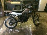 Мотоцикл кросс. Фото 3.