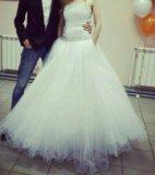 Счастливое свадебное платье. Фото 2.