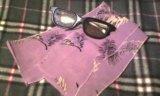 Шарфик+ очки. Фото 1.