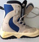Ботинки для сноуборда hbs. Фото 2.