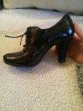 Туфли кожаные. Фото 2.