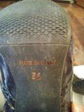 Туфли кожаные. Фото 4.
