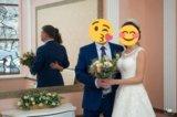 Свадебное платье ручной работы! торг!. Фото 3.