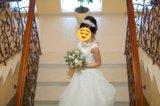 Свадебное платье ручной работы! торг!. Фото 2.