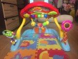 Развивающие игрушки веселое пианино joy toy. Фото 2.