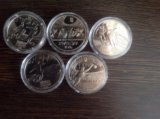 Монеты евро-2012 украина. Фото 3.