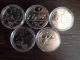 Монеты евро-2012 украина. Фото 2.