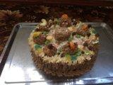 Детские торты. Фото 1.