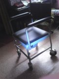 Кресло-каталка. Фото 2.