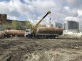 Емкость, резервуар б.у. 50м3 металл 5мм. Фото 4.