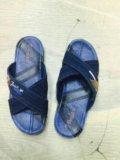 Шлепки обувь мужская. Фото 1.