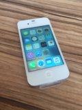 Айфон 4s 16 gb новый. оригинал.. Фото 1.