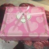 Вкусный набор! мыло пироженки+3d сердце ❤️. Фото 3.