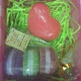 Вкусный набор! мыло пироженки+3d сердце ❤️. Фото 2.
