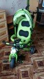 Детский 3х колёсный велосипед. Фото 3.