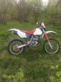 Honda xr400r. Фото 1.