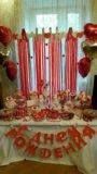 Организация сладкого стола,аренда посуды,candy bar. Фото 3.