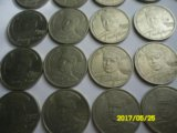 "Монеты 2 рубля 2001 год ""гагарин"". Фото 2."