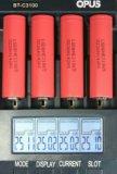 Lg he2 18650 аккумулятор (2500mah, 20-35а). Фото 2.