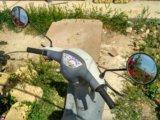 Скутер honda. Фото 2.