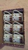 Кофейный набор из керамики.новый!. Фото 2.