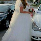 Свадебное платье торг. Фото 1.