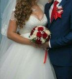 Свадебное платье торг. Фото 2.