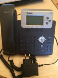 Телефон yealink sip-t22. Фото 1.
