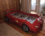 Детская кровать - машина. Фото 3.