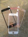 Защитное стекло iphone 6/6s. Фото 1.